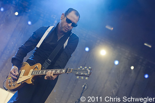 Social Distortion - 10-29-11 - Voodoo Festival, City Park, New Orleans, LA