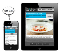 Make This One - Free Recipe App (Photo Giddy) Tags: cooking mac ipod applestore recipes ios ipad aphone appstore freeapps