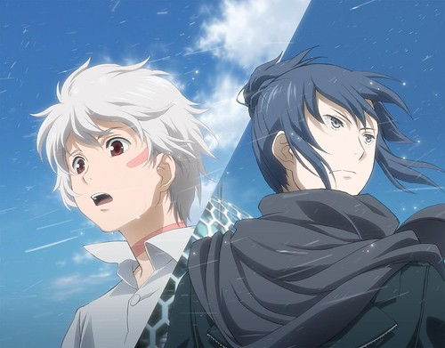 Shion and Nezumi from No. 6