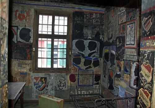 Habitació De La Preso dels estudiants, Heidelberg, Alemanya por Sebastià Giralt