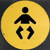 Baby changing (Leo Reynolds) Tags: squaredcircle signrestroom signinformation canon eos 7d 0033sec f45 iso3200 80mm sqset070 xleol30x hpexif sign xx2011xx