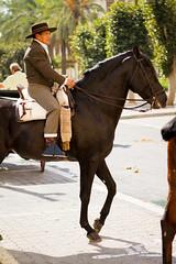 Feria del Rosario en Fuengirola 2011 (Chreriksen) Tags: horses espaa caballos andaluca spain fiesta culture tradition fuengirola feriadelrosario feriadelrosarioenfuengirola2011