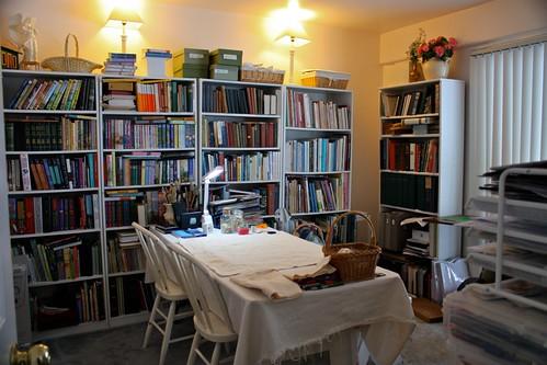 Study/Studio/Library