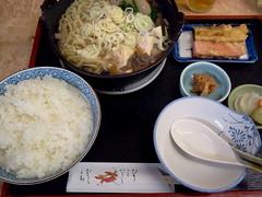Pork offal ramen lunch set from Gankoya @ Asakusa (Fuyuhiko) Tags: from set lunch tokyo pork ramen  asakusa     offal     gankoya  flickrandroidapp:filter=none