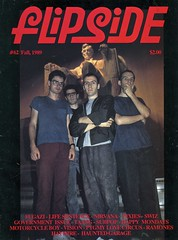Flipside #62 - Fall 1989 (Wires In The Walls) Tags: zine underground punk cover ramones scanned lincolnmemorial 1989 subpop pixies 1980s fugazi dischord ianmackaye happymondays motorcycleboy swiz joelally brendancanty lifesentence taang guypicciotto flipsidemagazine hauntedgarage governementissue pygmylovecircus