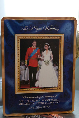The Royal Wedding (present)