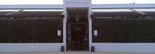 Cecconi's Exterior @ Daytime