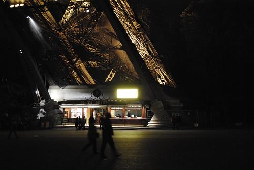 Eiffel Tower Footing