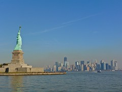 New York (Erik Cleves Kristensen) Tags: usa newyork america manhattan statueofliberty