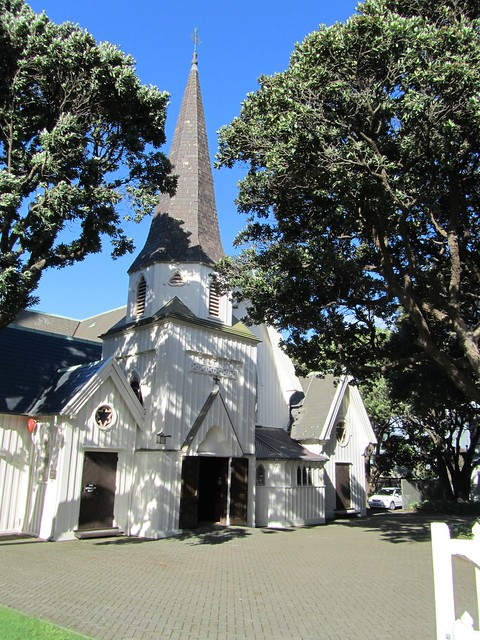 Old Saint Paul's, Wellington, New Zealand