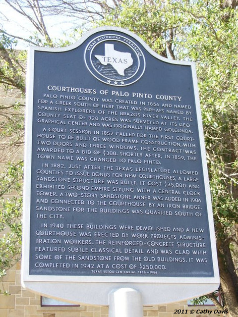 Courthouses of Palo Pinto County