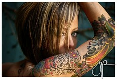 Facebooks Miss Tattooed Hottie -Jan 2011 (Trouble Maker Tommy) Tags: jan hottie miss entries tattooed 2011 facebooks