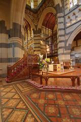 St Paul's Cathedral (yewenyi) Tags: church stair au stpauls australia melbourne victoria stpaulscathederal mel vic aus pulpit flindersstreet pipeorgan swanstonstreet swanstonsreeet