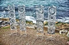 2011 Sculptures By The Sea (Crouchy69) Tags: ocean sea art beach bondi by coast high artwork dynamic walk sydney australia coastal software nik range sculptures hdr sculpturesbythesea tamarama