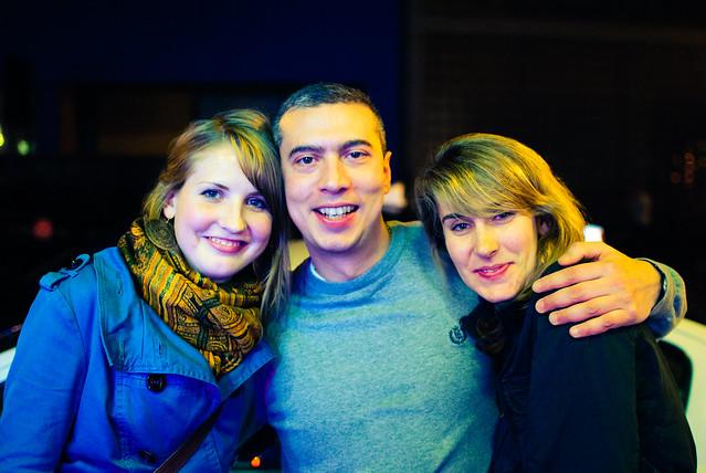 Паула, Тарик, Кейт