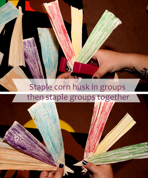 staple in groups