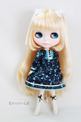 Blythe Outfit : by me