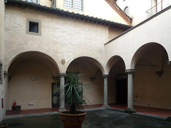 Michelozzo, Small Court or Cloister, San Marco
