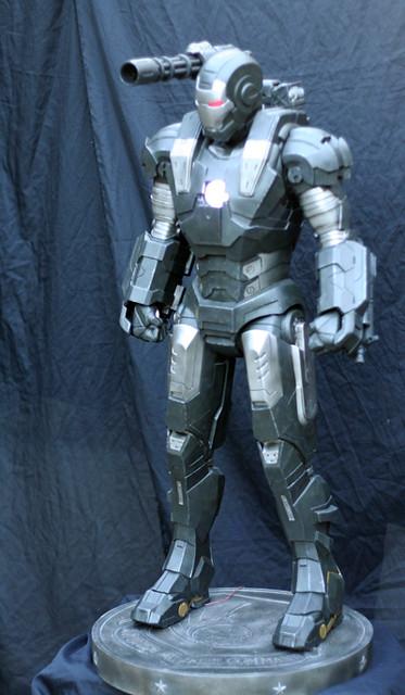 Warmachine half scale statue 6358798575_caa39da206_z