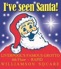 See Santa at Liverpools most famous Grotto (bsdhy) Tags: santa christmas street xmas city st liverpool square manchester store birmingham market centre father leeds nicholas grotto former williamson haymarket rapid department ranelagh hanley lewiss bassnett