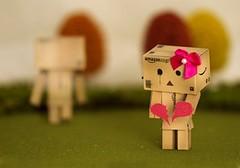 danbo (darrine77) Tags: boy love girl break sad danbo