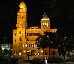 Bexar County Courthouse, built 1892-1897 (libraryrivergirl) Tags: sanantonio sandstone texas granite courthouse romanesque 1897 bexarcounty