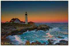 Portland Head Lighthouse Revisited (Michael Pancier Photography) Tags: usa portland lighthouses maine portlandheadlight mainecoast capeelizabeth portlandhead atlanticcoast portlandheadlighthouse mainelighthouses michaelpancierphotography michaelapancier ilighthouse michaelpancierphotographycom topazadjust5 nikcolorefex4