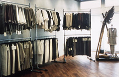 Kee Klamp Clothing Racks