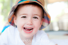 11/52 Fun (Megan Johns Photography) Tags: boy evan home hat florida jacksonville 2yearold 2012potd 201252week meganjohnsphotography