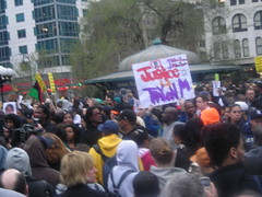 1 usq sign justice 4 trayvon