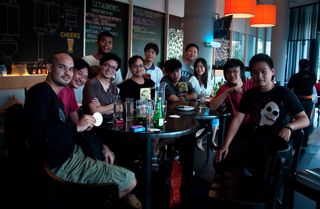 Malaysian Atheists, Freethinkers and Agnostics Meetup at Craftbrews 25-06-2011