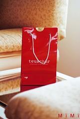 ... (M ï M ï) Tags: red love teuscher احبك احمر شوكلاتة