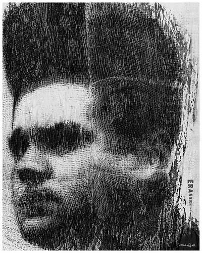 Eraserhead, Ian Wright