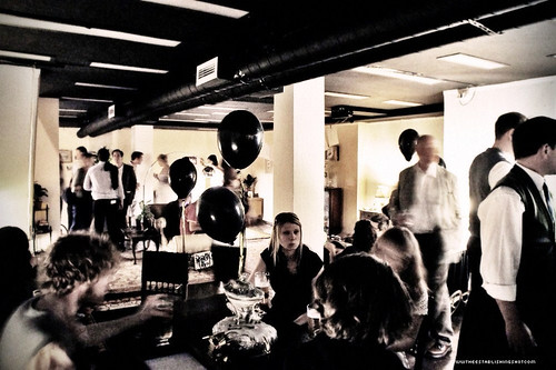 Stella Artois presents: The Black Diamond - Scene 1 - In Jacques' place, there is a party in full swing by Craig Grobler