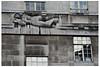 Early Version of Planking - London (swanksalot) Tags: london wall buildingdetail swanksalot sethanderson
