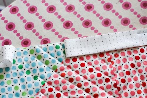 Machine Quilt Binding Tutorial | InColorOrder.com