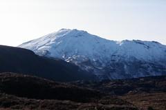 Mt Tongariro from track start