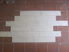 Keramisch parket bovenop bestaande tegelvloer bouwinfo
