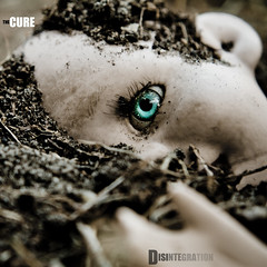 The Cure - Disintegration (Charlie the Cheeky Monkey) Tags: week thecure 79 explored