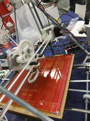 RepRap: Print In Progress