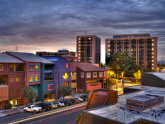 La Placita Village (Jim Purcell) Tags: auto longexposure summer arizona usa southwest color colour car horizontal retail skyline night digital america photoshop mediumformat outside us automobile downtown commerce cityscape exterior unitedstates pentax tucson streetlights tripod transport citylife az architectural multipleexposure business photograph transportation vehicle americana moonlight civilization summertime nightlife autos capitalism enterprise independenceday trade lightmeter complex hdr highdynamicrange manfrotto topaz lightroom specialfx specialeffect digitallyenhanced goldsgym horizontals mercantilism photomechanic tonemapping photomatrix oldpueblo headlighttrails pimacounty pentaxspotmeter southwestcolors taillighttrails laplacitavillage pentax645d smcpentaxa64545mm28 arizonasuperiorcourt metropolitantucsonconventionvisitorsbureau