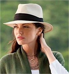 panama hat for celebrities