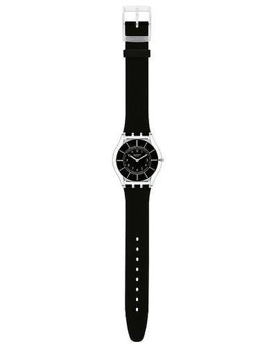 reloj-Swatch- Black-Classiness