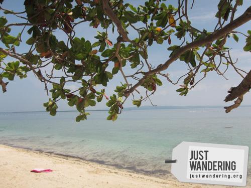 Pandanon Island, Bohol