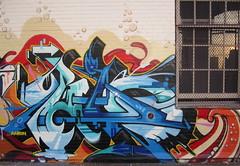 Bio Tats Cru (tatscruinc) Tags: streetart newyork graffiti bio nicer wildstyle tatscru bg183 totem2 dmote simplestyle themuralkings rooftoplegends