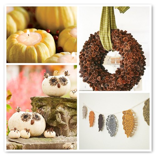 ::Neutral:: fall decor