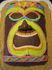 Tiki Man Cake (CreativeCakeMaker.com) Tags: cake luau tikiman