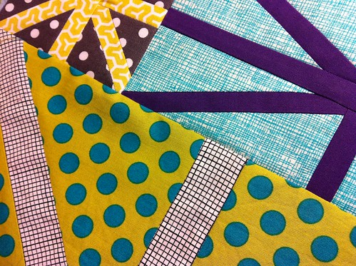 Free Motion Placemat Swappers - Asterisk Sneak Peak
