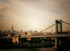The Manhattan Bridge and the New York City Skyline (Vivienne Gucwa) Tags: nyc newyorkcity travel urban ny newyork architecture composition landscape cityscape manhattan urbanexploration manhattanbridge empirestatebuilding gothamist magicmoments curbed gawker urbanphotography newyorkpictures wnyc newyorkcityskyline nycphoto cityphoto cityphotography newyorkphoto viewfromthebrooklynbridge newyorkview nycphotography newyorkcityphotography viviennegucwa viviennegucwaphotography bestplacesnewyork beatifulnewyorkview