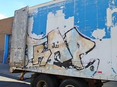 Trap (BruceLabounty802) Tags: street new york nyc art truck graffiti paint tag if bomb trap
